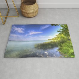 Lake Balaton Summer Rug