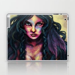 Indian Feather Laptop & iPad Skin