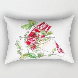 Plantae Alley 2 Rectangular Pillow