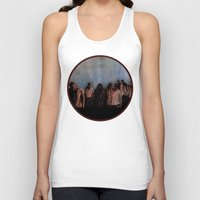 zombies Tank Tops featuring ZOMBIES V by Zombie Rust