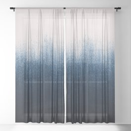 Jean Ombré Sheer Curtain