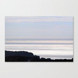 Mediterranean Sea Coastline 1 Canvas Print