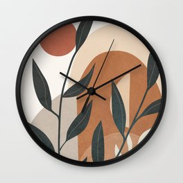 Branches Design 03 Wall Clock