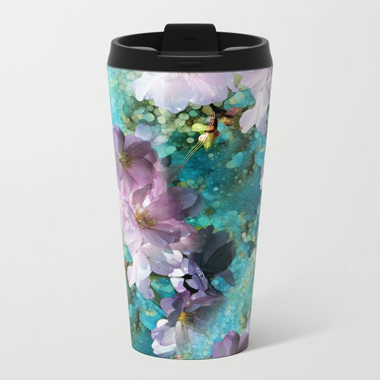 life is beautiful Metal Travel Mug
