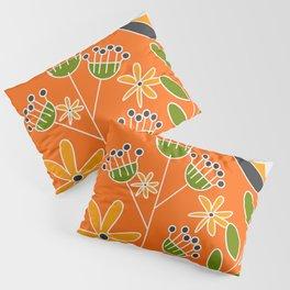 Sunny floral decor Pillow Sham