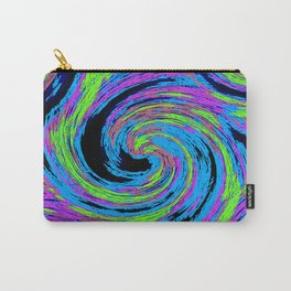 THE EYE OF THE HURRICANE Carry-All Pouch