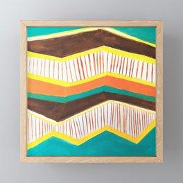 Malibu, 1972 Framed Mini Art Print
