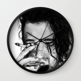Change of Heart Wall Clock