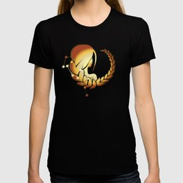 Sternzeichen Jungfrau T-shirt