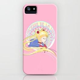 Princesse De La Lune iPhone Case