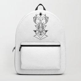Geometry Deer Backpack