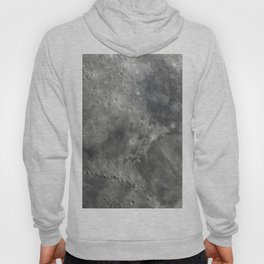 craters on the moon Hoody