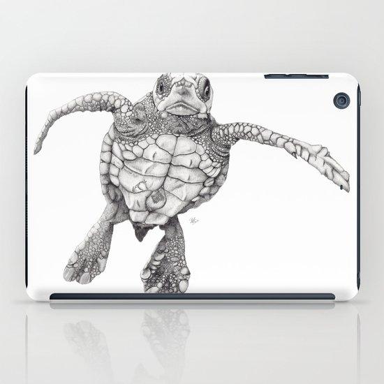 Chelonioidea (the turtle) iPad Case