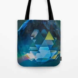 Verte Prism Tote Bag