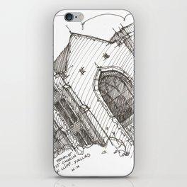 Oa[k]cliff Temple iPhone Skin