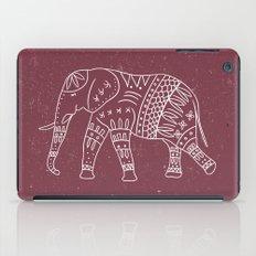 Yoga Elephant 2 iPad Case