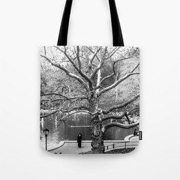 Trees #9 Tote Bag