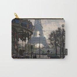 manège parisienne Carry-All Pouch