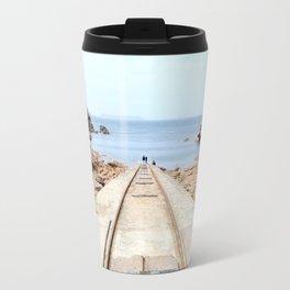 The stranger away Travel Mug