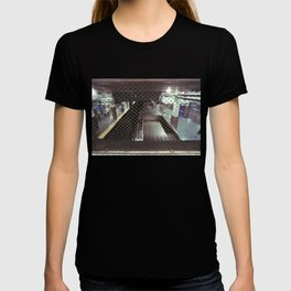 above the 2nd st el T-shirt