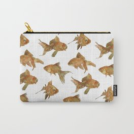fish pattern Carry-All Pouch