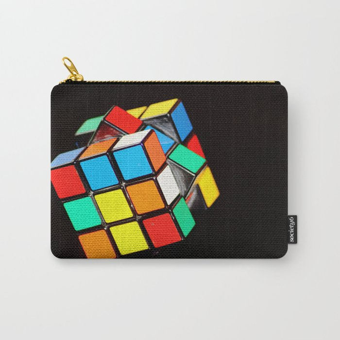 Cubic Cube Carry-All Pouch