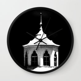 Old Church II Wall Clock