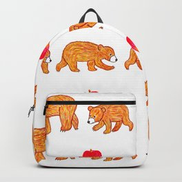 Hungry Bear Family Backpack