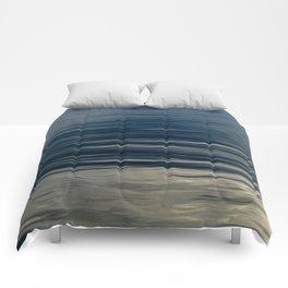 Beautiful Calm Coastal Waters Comforters