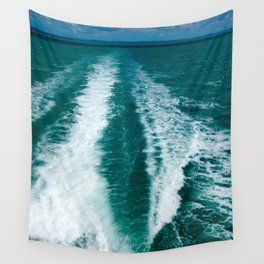 Wake of the Spirit- Hervey Bay QLD Wall Tapestry
