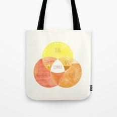 Venn it's Summer! Tote Bag