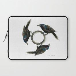TriGrackle Laptop Sleeve