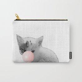 kitten bubblegum Carry-All Pouch