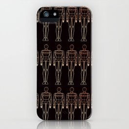 Female Doll Mannequins iPhone Case