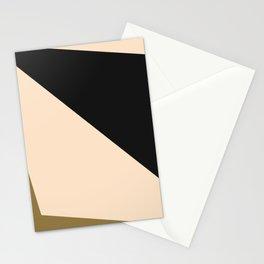 Geometric 3 Stationery Cards