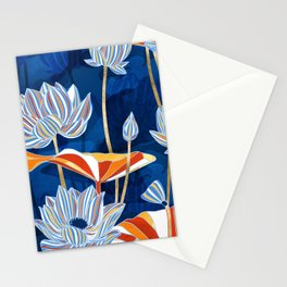Bold Botanical Stationery Cards