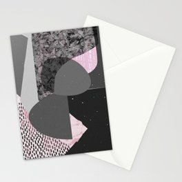 leaves dead Stationery Cards