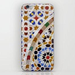 Mosaic Morocco iPhone Skin