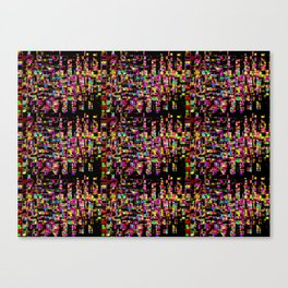 Pattern Levels Canvas Print