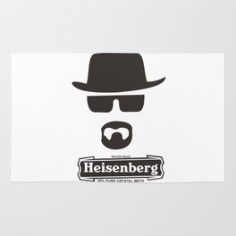 Heisenberg Braking Bad Rug
