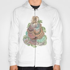 Quilted Forest: The Ram Hoody