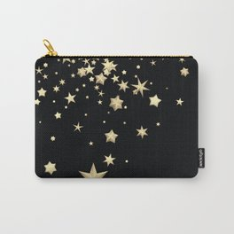 Golden Stars 3 Carry-All Pouch