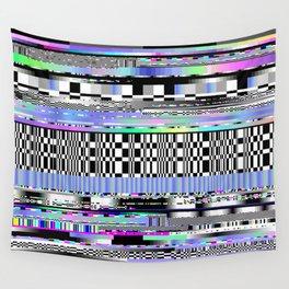Glitch Ver.2 Wall Tapestry