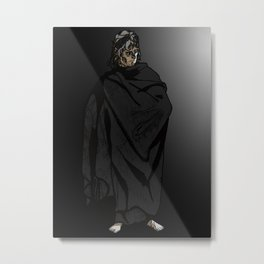 The Poet Vergil Metal Print