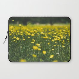 Build Me Up Buttercup Laptop Sleeve