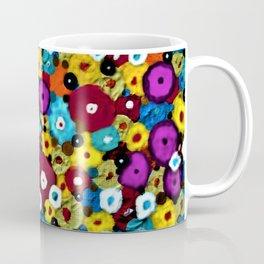 Mixed Flowers Coffee Mug