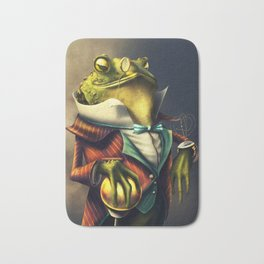 Country Club Collection #6: A Time Piece Fit For A Toad Bath Mat