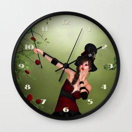 Amusement Wall Clock