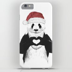 Santa panda iPhone 6 Plus Slim Case