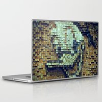 donald duck Laptop & iPad Skins featuring Donald Duck by DisPrints